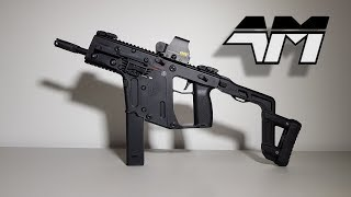 WELL G12 MAC-11 Co2 GBB / Airsoft Unboxing Review - PakVim