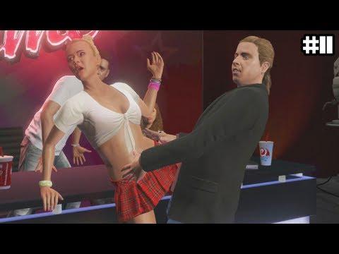 Xxx Mp4 GTA 5 Michaels Daughter Is A SLUT GTA V Lets Play 11 3gp Sex