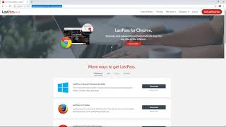 How to Install LastPass for Chrome (Easy!!!)
