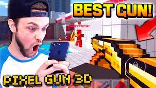 I FOUND THE BEST GUN... ON MY PHONE!