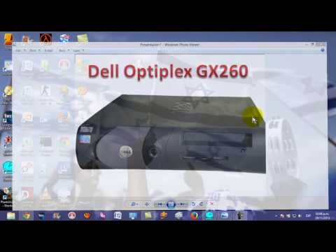 pilote graphique pour dell optiplex gx260