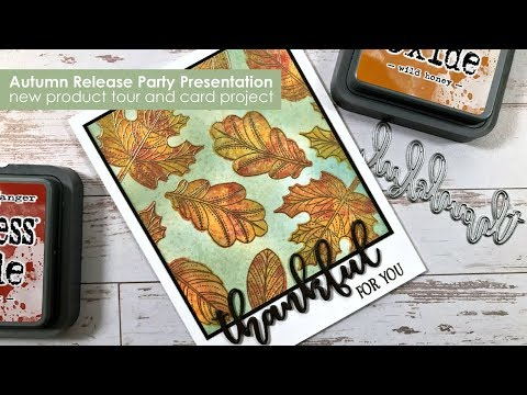 Autumn 2017 Release Party Presentation