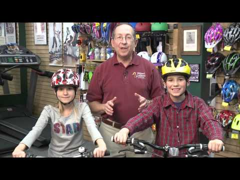 Get a Handle on Bicycle Safety - First With Kids - Vermont Children's Hospital, Fletcher Allen