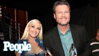 Ellen DeGeneres Makes History & Blake Shelton Thanks Gwen Stefani At PCAs   People NOW   People