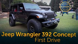 Jeep Wrangler 392 Concept | First Drive