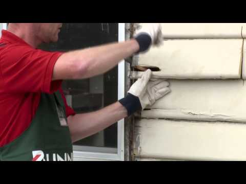 How To Replace Rotten Weatherboards - DIY At Bunnings