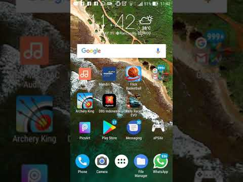 How to delete games on android phone -