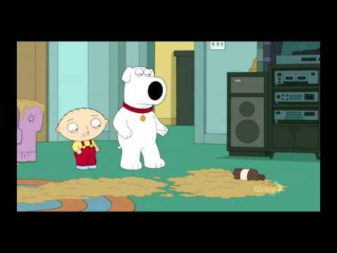 Family Guy: Reverse Vomiting Scene [HD]