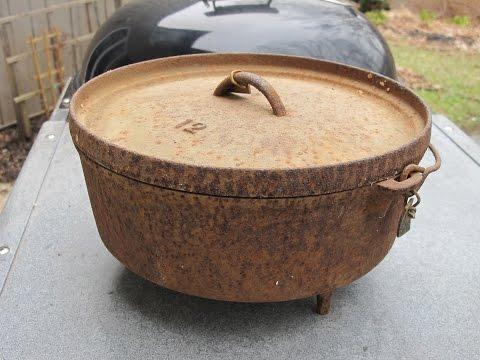 Cast Iron restoration