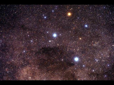 Flat Earth: Southern Stars
