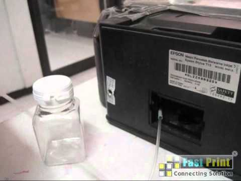 External Waste Ink Epson T13