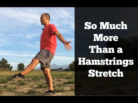Hamstring Stretch for Tight Hamstrings