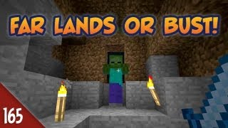 Minecraft Far Lands or Bust - #162 - Over Encumbered