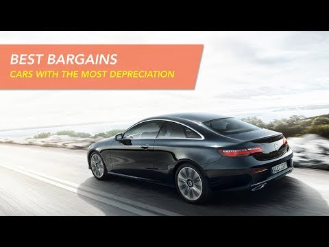 Best Bargains - Cars with the Most Depreciation