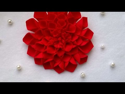 How To Make A Flower Brooch - DIY Crafts Tutorial - Guidecentral