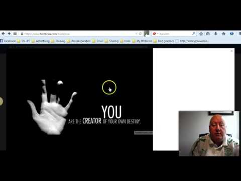 How To Make Your Facebook Timeline Cover Photo Into a Clickable Link