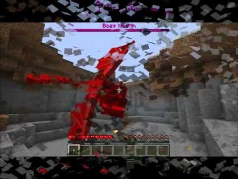 Spawning the Enderdragon in the overworld!