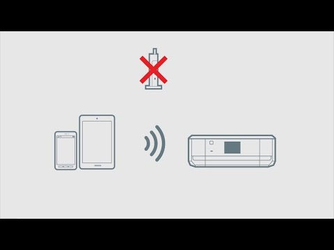 How to Connect a Printer Directly with iPhone/iPad (Epson XP-620/625) NPD5270