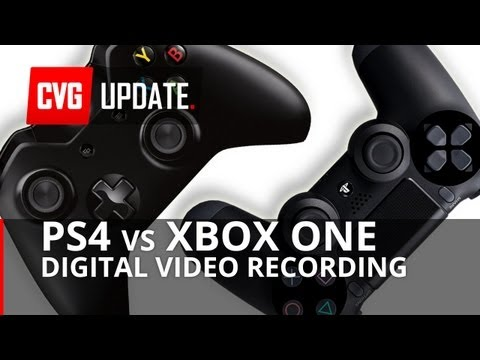 PS4 vs Xbox One: Video recording and sharing