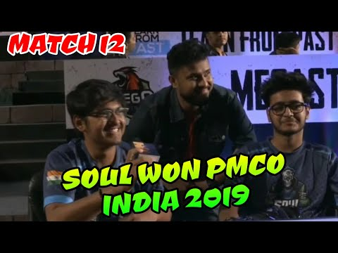 Xxx Mp4 Soul Won PMCO India 2019 ❤️ Final Match Of Pubg Mobile Club Open India 2019 Won By Team Soul 3gp Sex