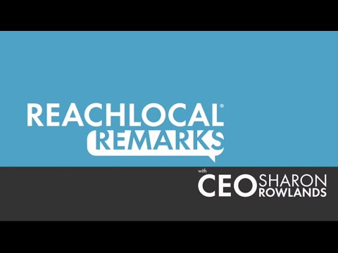 ReachLocal Remarks: Why ReachLocal Software with Service Works for Local Businesses