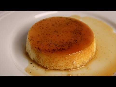 Homemade Flan Recipe - Laura Vitale - Laura in the Kitchen Episode 319