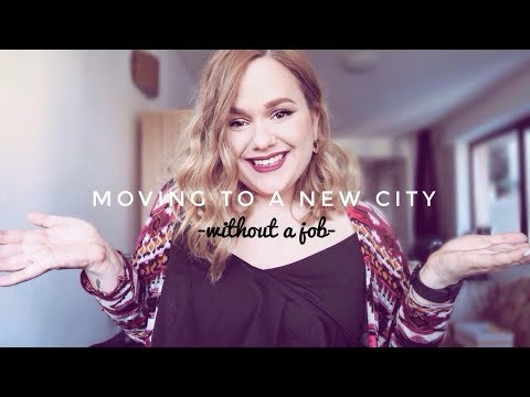 SAY YES PROJECT: #2  Moving Alone In A New City - Without A Job | #storytime