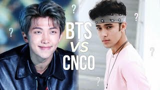 BTS vs CNCO. WHO IS THE BEST? YOU DECIDE!!!