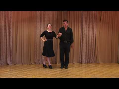 How to create Elasticity in your Swing Dancing to avoid stiffness