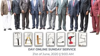 RCCG SPECIAL SUNDAY SERVICE    21ST JUNE, 2020