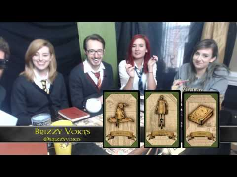 Harry Potter Clue LIVE! Featuring Brizzy Voices, Sarah Snitch, and SoundproofLiz!