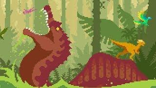 RUN TOAST RUN! - Dino Run DX