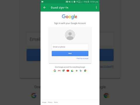How to hack lost or stolen mobile with email id