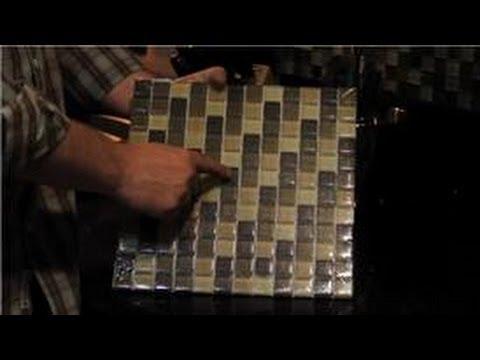 Installing Tiles : How Do I Select a Kitchen Tile Backsplash?