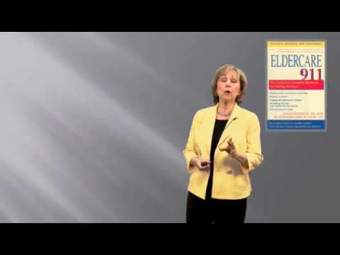 Eldercare 911 When to Intervene with Elderly Parents