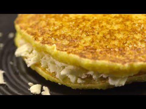 Sweet Corn Arepa Recipe from P.A.N.