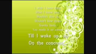 Katy Perry- Wide Awake Lyrics