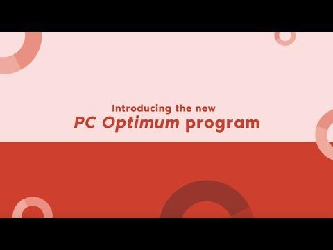The PC Optimum program is here