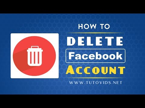 How To Delete Your Facebook Account Permanently - 2018
