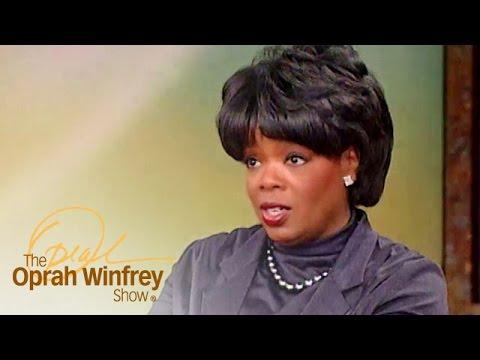 Oprah on Her 20s: