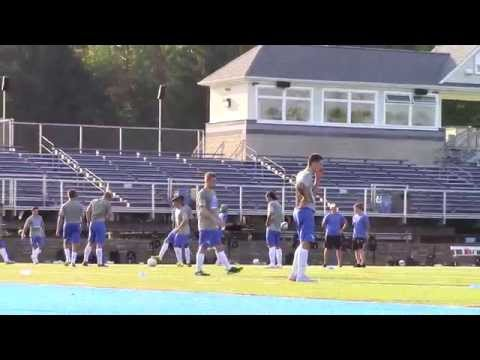 A Day in the Life of Assumption College Men's Soccer!