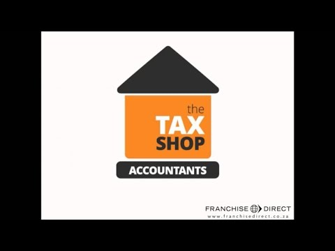 Join The Tax Shop Franchise in South Africa