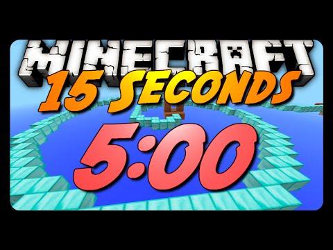 Minecraft Parkour Speedrun |