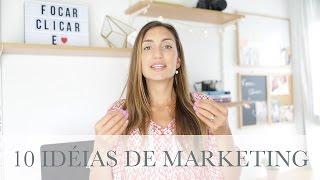10 Idéias De Marketing Para Fotografia (vÍdeo 1)