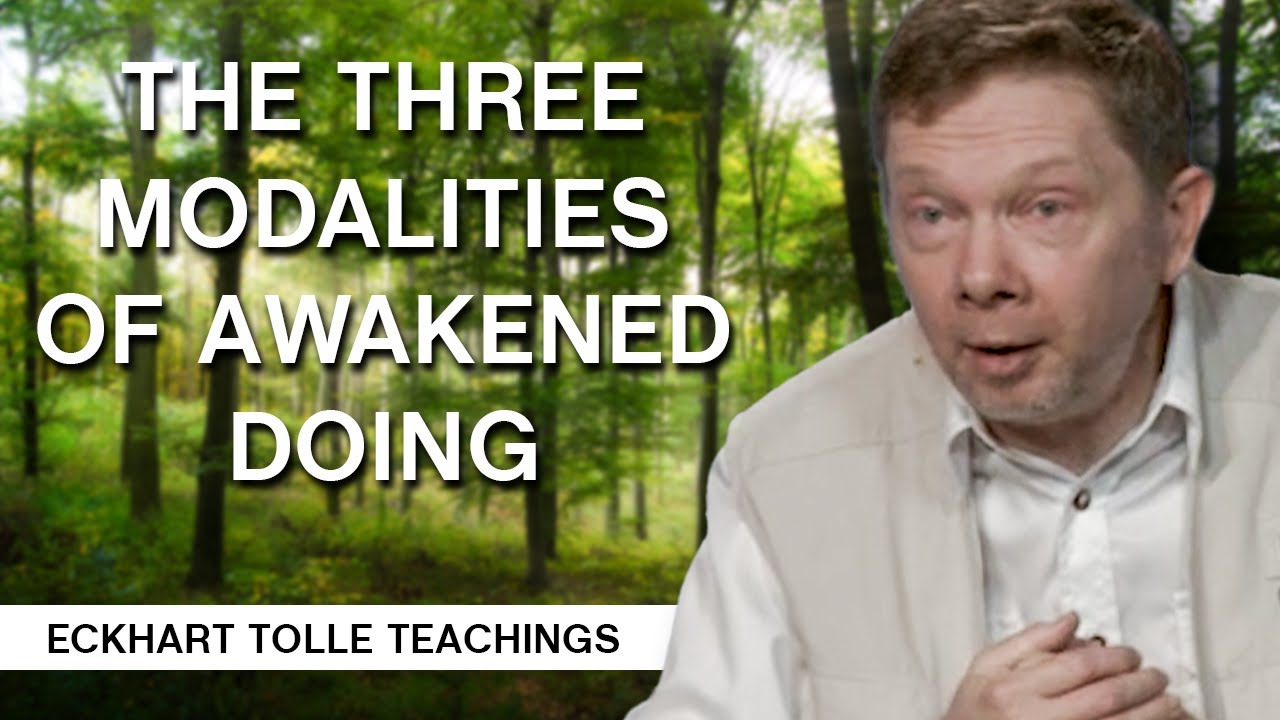 Does Excitement Come From The Ego? Q&A Eckhart Tolle