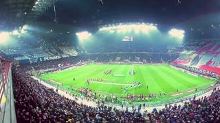 The beauty of the #DerbyMilano in 360 degrees