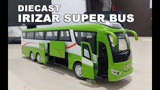 Miniatur Bus IRIZAR Super Bus