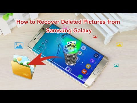 How to Recover Deleted Pictures from Samsung Galaxy
