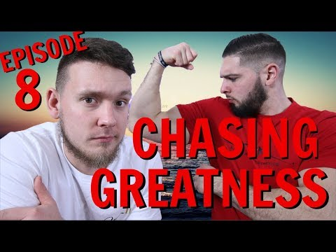 How To Stop Procrastinating & The Top 3 Books You Should Read - Chasing Greatness: Episode 8