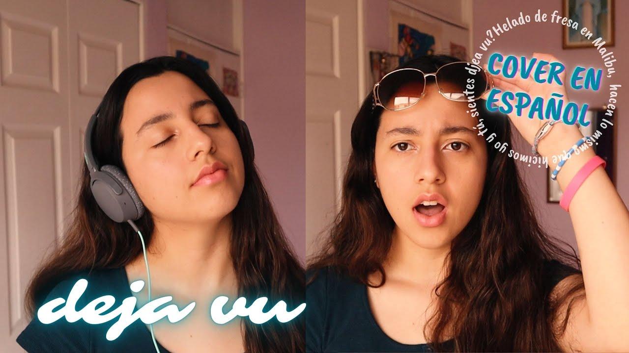 deja vu - olivia rodrigo (cover en español/spanish cover) Kiara Carbajal
